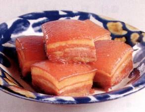 ラフテー (豚肉の角煮)の写真