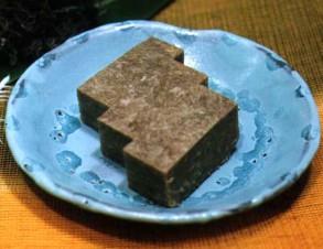 モーイ豆腐 (いばらのりの寄せ物)の写真