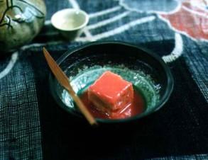 豆腐よう (豆腐の発酵食品)の写真